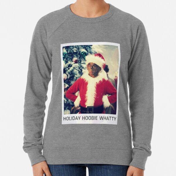 Holiday Hoobie Whatty Lightweight Sweatshirt