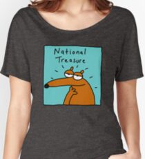 National Treasure Women's Relaxed Fit T-Shirt