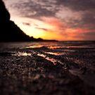 Flat Sunset by Patrick Reid