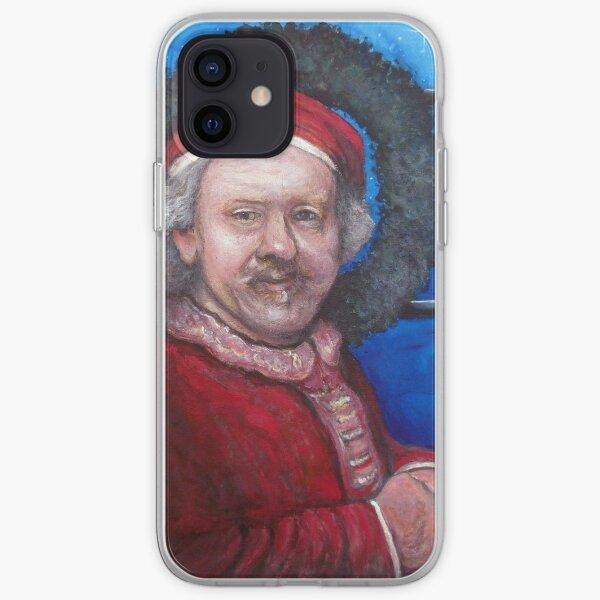 Rembrandt Santa iPhone Soft Case
