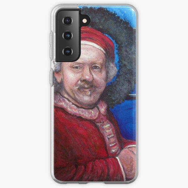 Rembrandt Santa Samsung Galaxy Soft Case