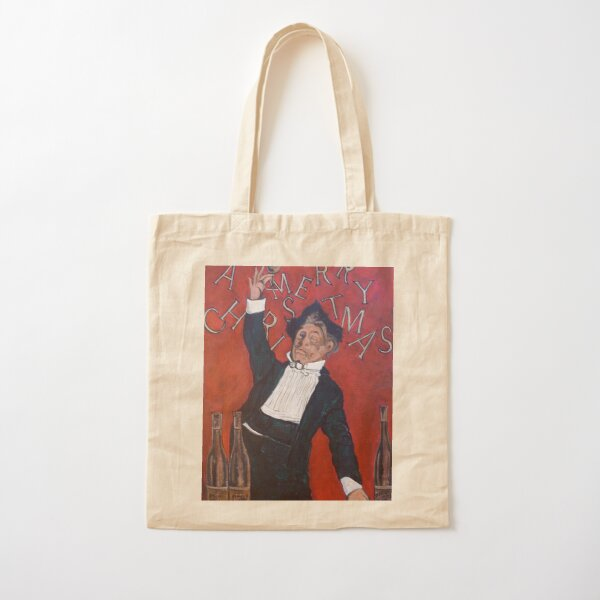 Cheers Cotton Tote Bag