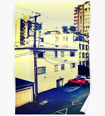 Vancouver's Magic Charm no. 35 Poster
