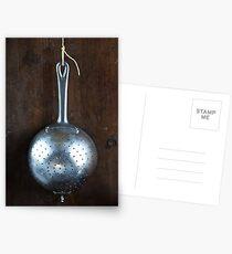 Sieve Postcards