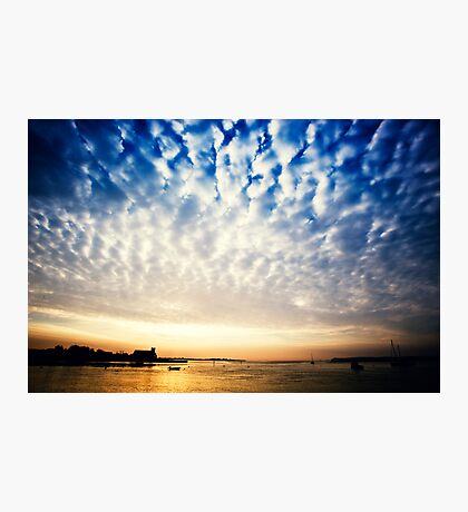 Sungarvan Over The Harbour Photographic Print