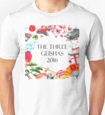 The Three Geishas mk ll T-Shirt