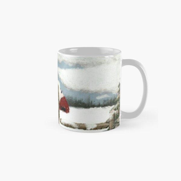 Winter Farm Classic Mug
