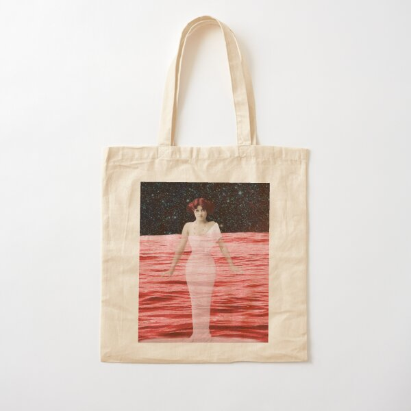 Drowned Cotton Tote Bag