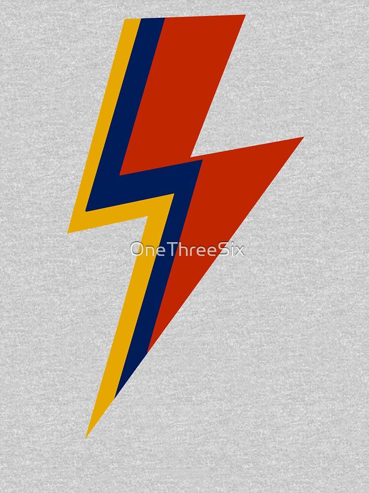 Lightning Bolt  by OneThreeSix