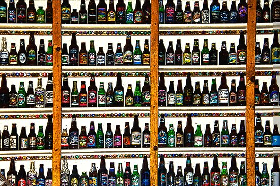 99 BOTTLES OF BEER ON THE WALL By Pat Gamwell