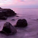 Purple Skys by Patrick Reid