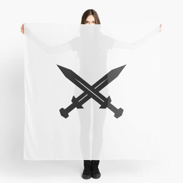 swords Scarf