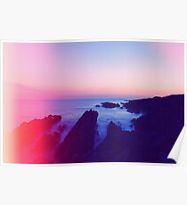 Light Leaks - Saunton Poster