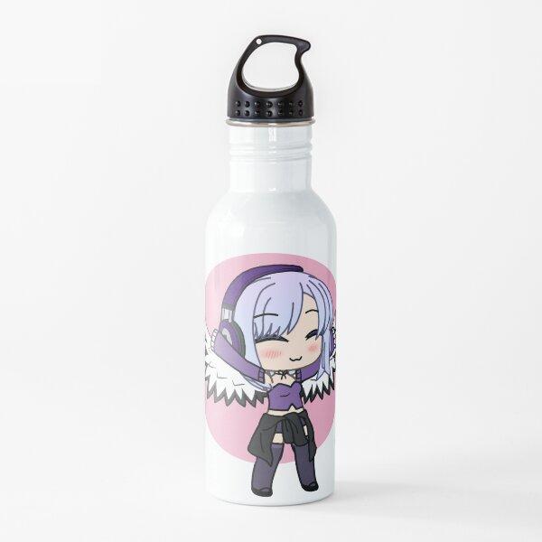 Gacha Series Girl Naomi Luna - cute Gacha Girl with wings Water Bottle