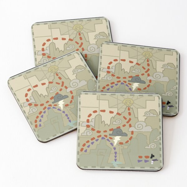 By All Accounts, It Doesn't Make Sense Coasters (Set of 4)
