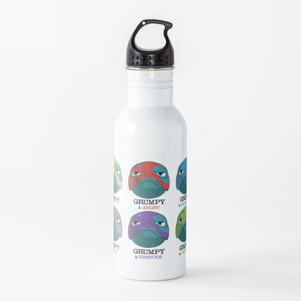 Bait -the dragon prince Water Bottle