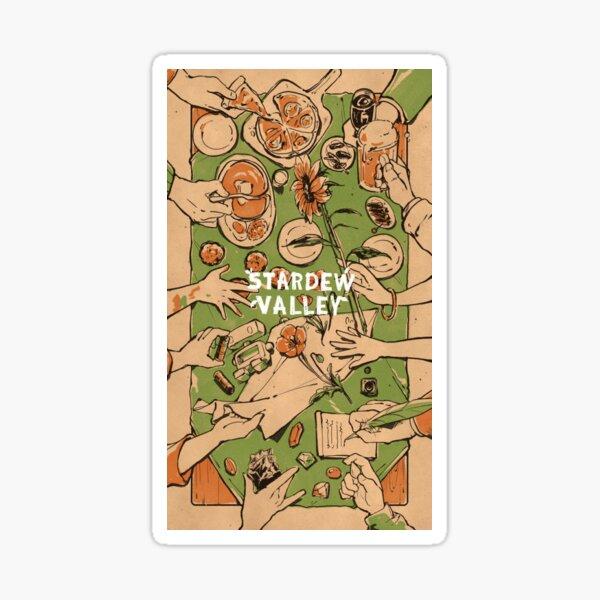 stardew valley feast  Sticker