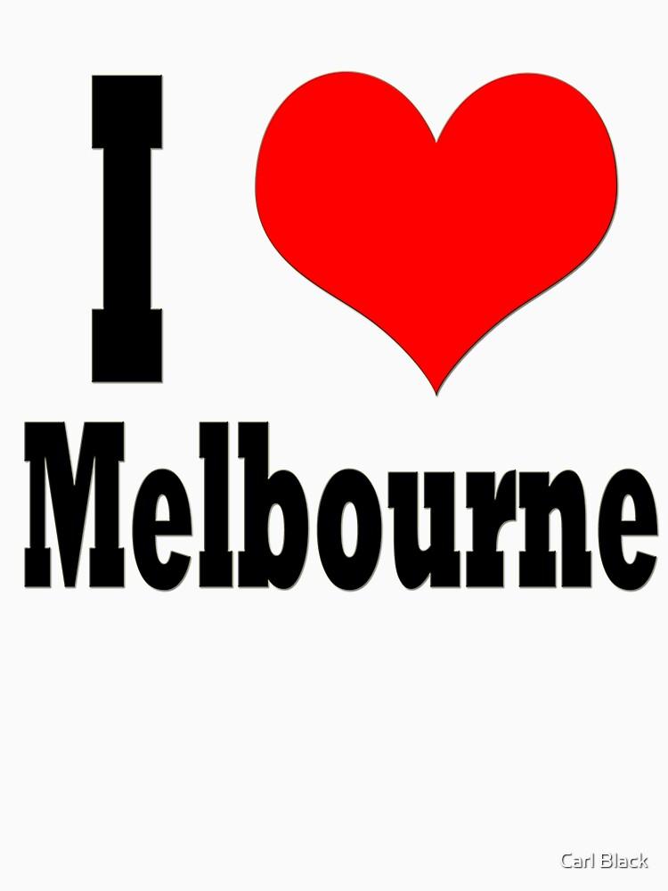 I love melbourne by killawicked
