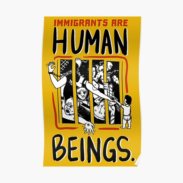 Immigration Posters | Redbubble