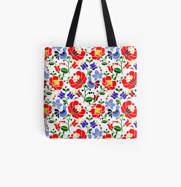 HUNGARIAN All Over Print Tote Bag