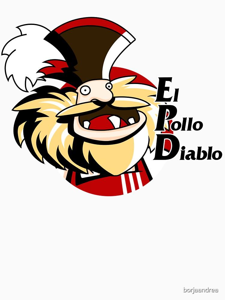 El pollo diablo by borjaandrea