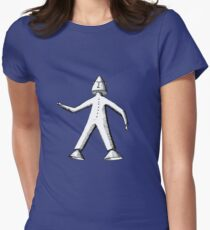 Rocket Man Women's Fitted T-Shirt