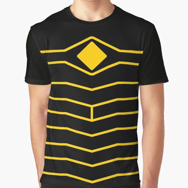 UPDATED Anime Hawks Decals Graphic T-Shirt