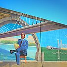 The End of the Mississippi River Tales Wall by barnsis