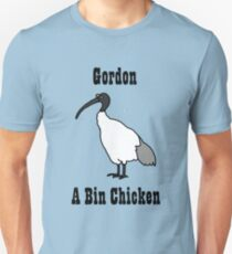 Gordon - A Bin Chicken Unisex T-Shirt