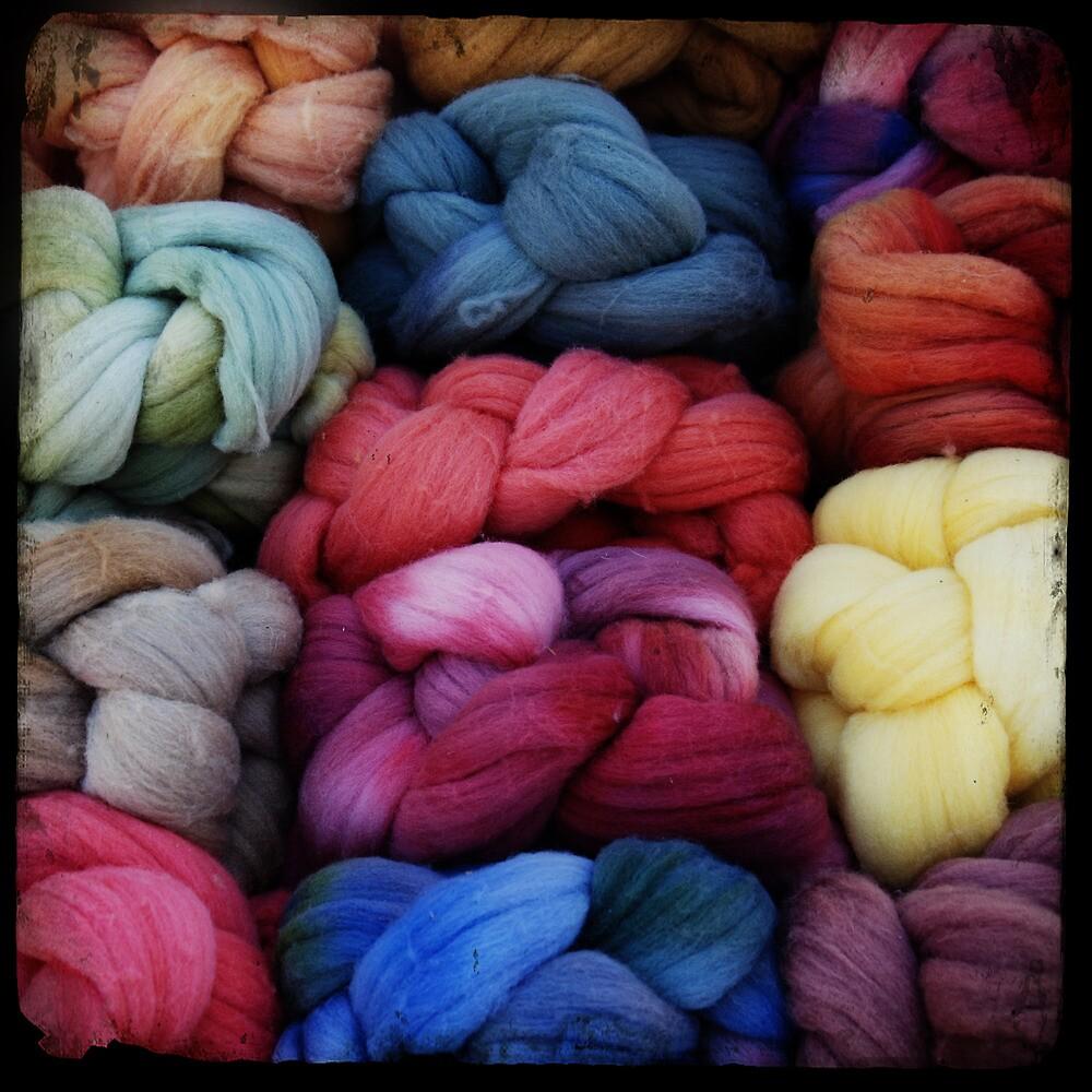 Flea Market Yarn by Robert Baker