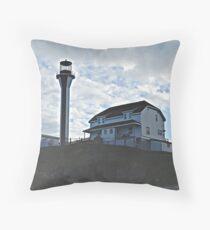 Cape Fourchu Light Throw Pillow