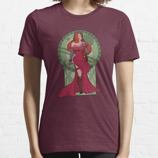 Steampunk Jessica Nouveau Digital T shirt Essential T-Shirt