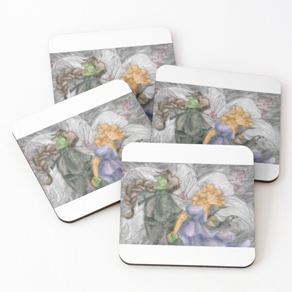 I Have Been Changed Coasters (Set of 4)