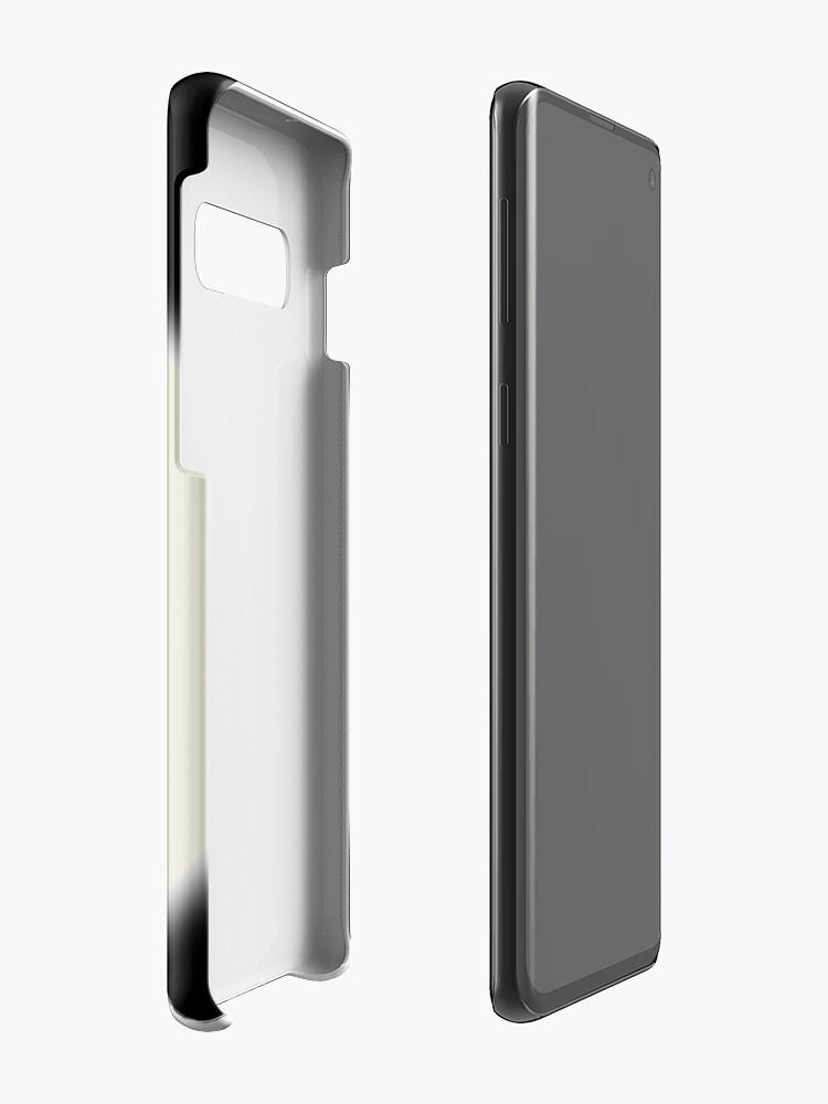 Alternate view of Dark Case & Skin for Samsung Galaxy