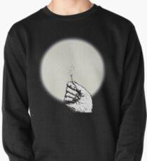 Dark Pullover Sweatshirt