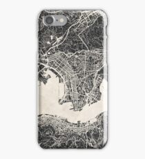 Hong Kong map iPhone Case/Skin