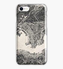 Hong Kong map iPhone Case/Skin