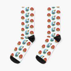 Tuca and Bertie Icons Socks