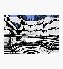 Olympics Abstract Photographic Print