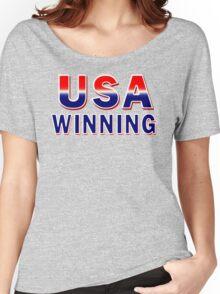 USA Winning Women's Relaxed Fit T-Shirt