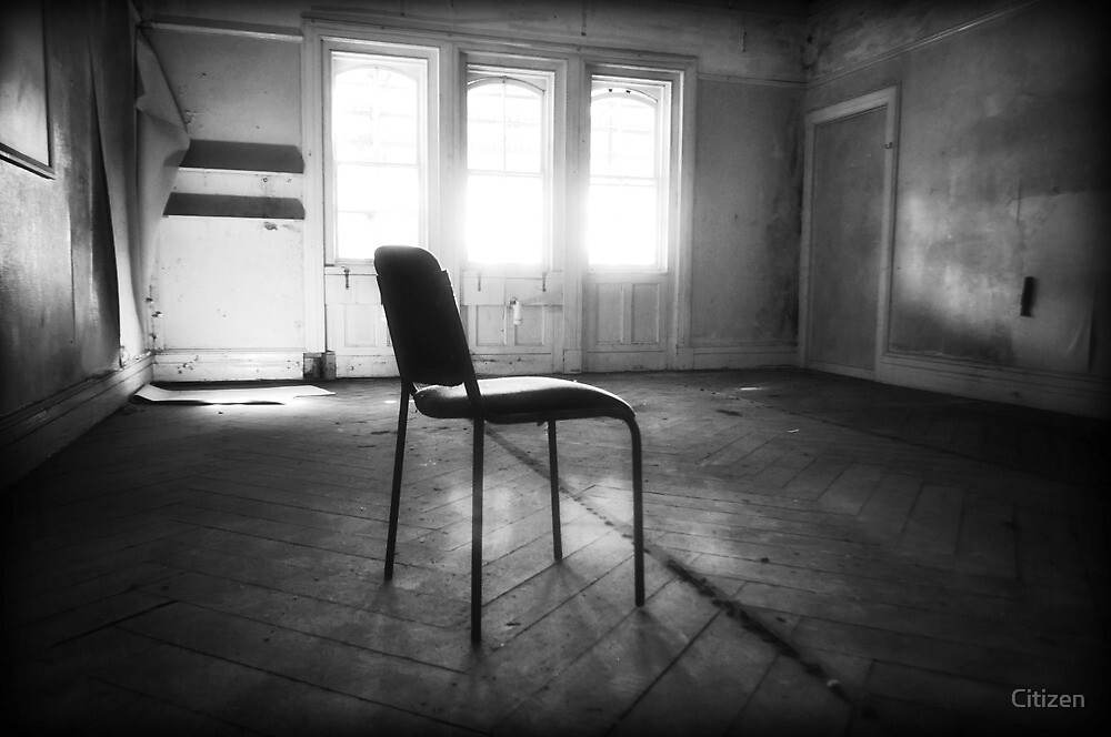 Room with a chair by Nikki Smith