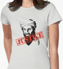 Osama Bin Laden Justice T-Shirt