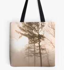 In the heart of the pines Tote Bag