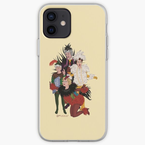 Henny Penny iPhone Soft Case