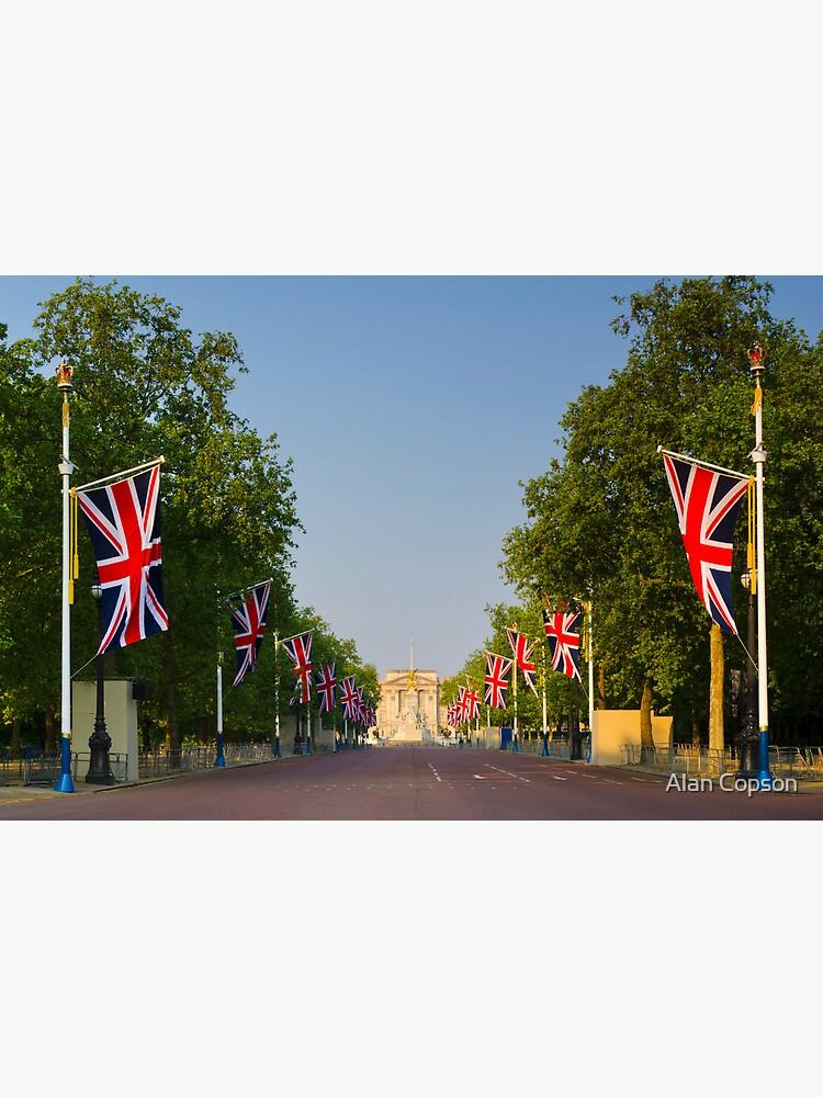 UK, England, London, Buckingham Palace, Royal Wedding by AlanCopson
