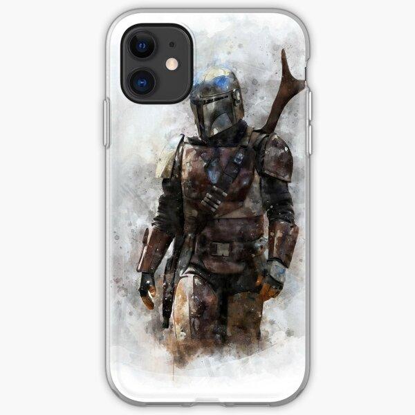 Mando iPhone Soft Case
