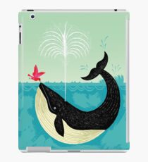 The Bird and The Whale iPad Case/Skin