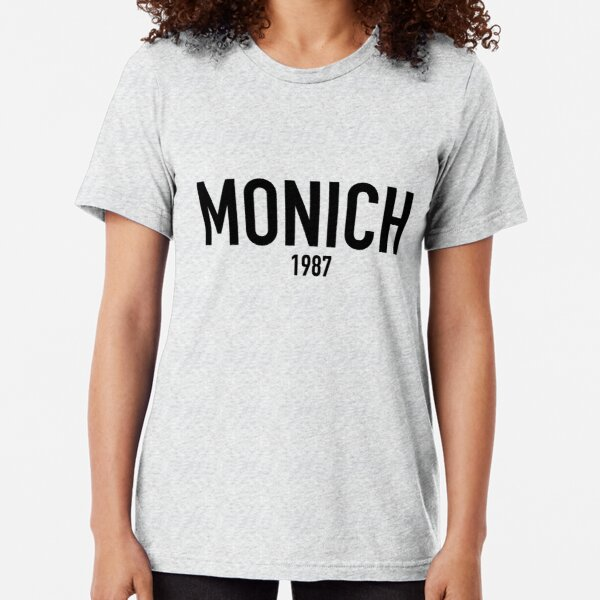 Monich 87 Tri-blend T-Shirt