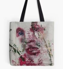 Face, Bernard Lacoque-103 Tote Bag