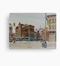 Carson Street & S.12th Street, South Side, Pittsburgh Canvas Print